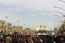 همراه با زائران مسجد در سفر اربعین94