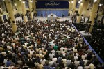رهبر معظم انقلاب اسلامی در دیدار هزاران نفر از دانشجویان بیان کردند؛ الزامات و راههای ورود نسل جوان حزباللهی به مدیریت کشور