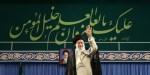 رهبر معظم انقلاب اسلامی در دیدار استادان و اعضای هیئتهای علمی دانشگاهها: از اهرمهای فشار خود برای توقف یا کاهش فشار آمریکا استفاده میکنیم
