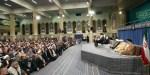 رهبر معظم انقلاب اسلامی در دیدار مسئولان نظام، سفرای کشورهای اسلامی و قشرهای مختلف مردم: جوانان روزی را خواهند دید که کشور فلسطین به ملت آن بازگردد