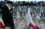 ۱۳۹۸ رهبر انقلاب اسلامی در پیامی به مناسبت هفته دفاع مقدس و روز تجلیل از شهیدان و ایثارگران: نام شهید بر فراز کویها و برزنها موهبتی است که باید ادامه یابد