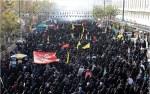 پیادهروی «جاماندگان» اربعین از میدان امام حسین(ع) تا حرم عبدالعظیم