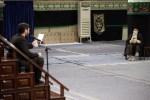 با حضور رهبر معظم انقلاب اسلامی در حسینیه امام خمینی(ره)؛ مراسم عزاداری روز شهادت حضرت امام سجاد علیهالسلام برگزار شد