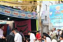 مراسم افتتاح بنای جدید مسجد همزمان با جشن میلاد حضرت ولی عصر)