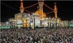 حال و هوای زائران عزادار در سالروز شهادت امام کاظم(ع)/ عکس