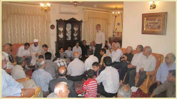 بیت شهید مجدآبادی