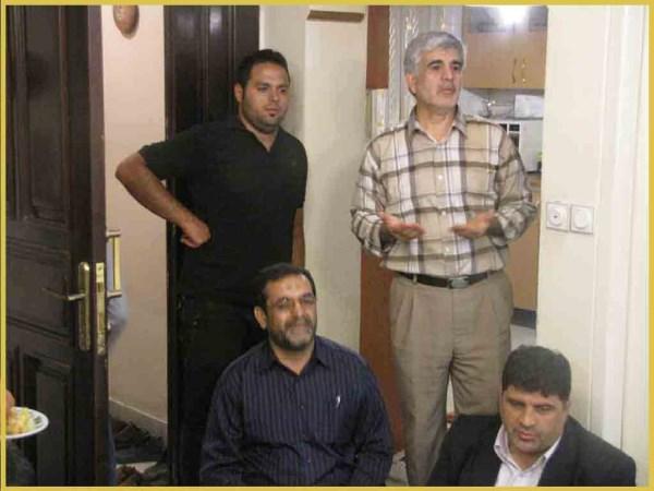 دکتر مجدآبادی برادر شهید مجدآبادی