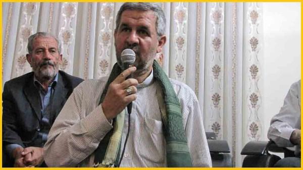 برادر شهید  امیر صوفی