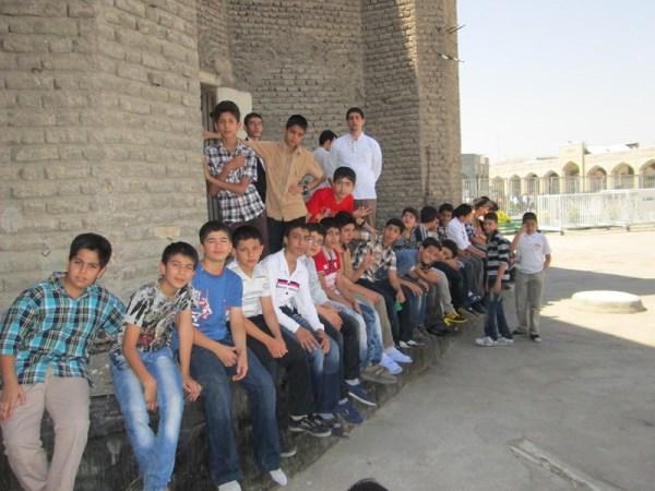 اردوی مشهد 1392