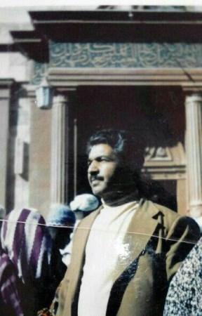 پدر شهید علیپور